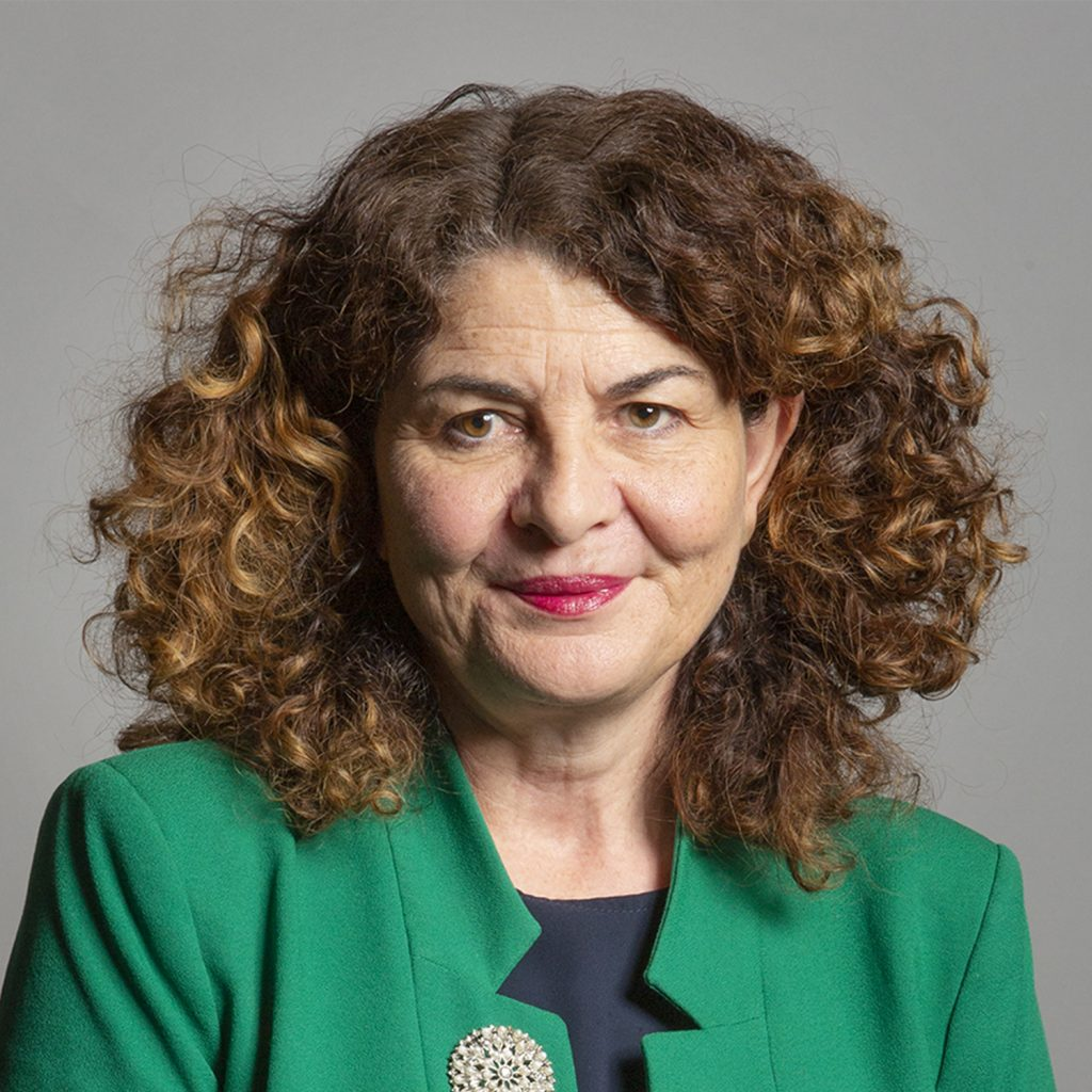 Rt Hon Dame Diana Johnson MP